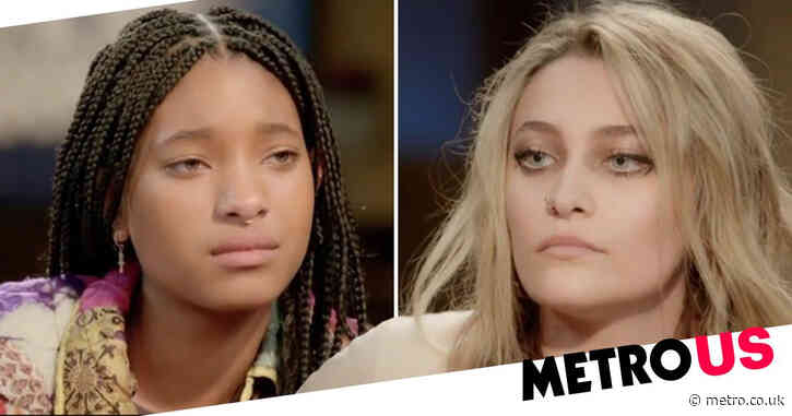 Paris Jackson opens up about past suicide attempts in candid conversation with Willow Smith on Red Table Talk