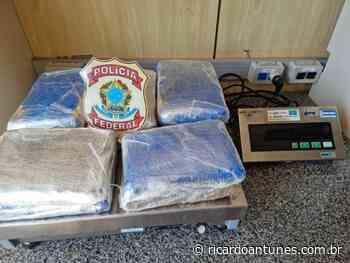Jovem é presa no Aeroporto Internacional dos Guararapes com mais de 10 kg de maconha - Blog do Ricardo Antunes