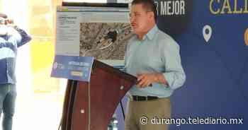 José Rosas Aispuro Torres se comprometió seguir apoyando a municipios - Telediario Durango