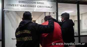 Otro detenido por el violento asalto en barrio Quebrada Las Rosas - hoydia.com.ar