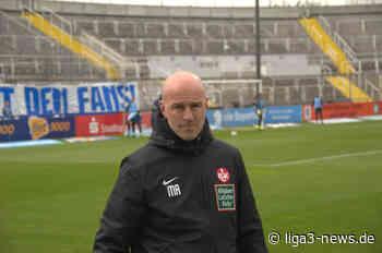 1.FC Kaiserslautern: Marco Antwerpen hält sich mit Zielen bedeckt - Liga 3 News