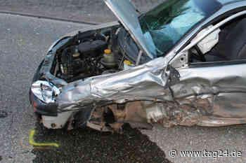 Unfall bei Kaiserslautern: Drei Frauen im Krankenhaus - TAG24