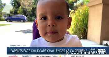 Parents face childcare challenges as CA reopens - KERO 23ABC News