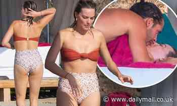 Margot Robbie gets VERY steamy with husband Tom Ackerley on luxury holiday in Puerto Vallarta