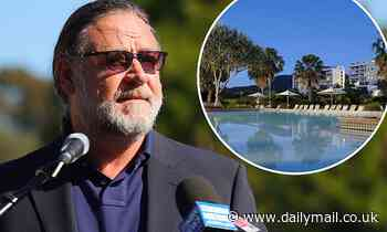 Inside Russell Crowe's proposed $400million Coffs Harbour movie studio