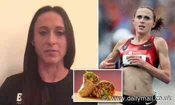 Distance runner Shelby Houlihan vows to fight her four-year ban for a failed steroid test