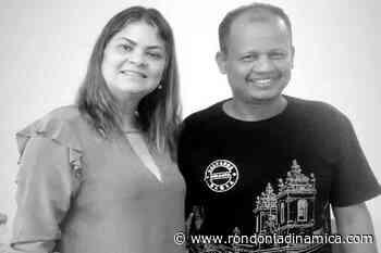 Deputada Cassia lamenta a perda de Elias, assessor e grande amigo da família - Rondônia Dinâmica