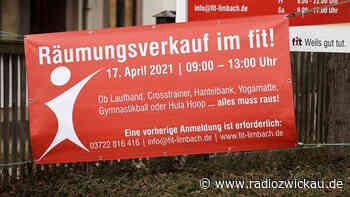 Geschäftsaufgabe in Limbach-Oberfrohna wirft Licht auf Fitnessbranche - Radio Zwickau