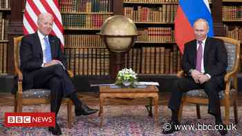 Biden and Putin praise Geneva summit talks but discord remains