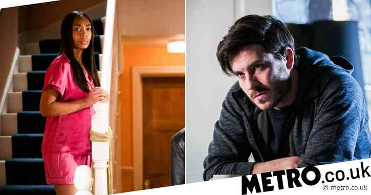 EastEnders spoilers: Chelsea Fox in danger as she finds romance with killer Gray Atkins