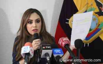 Gabriela Obando, de AMC, dice que inspeccionó partido de la Tri 'para hacer recomendaciones a la FEF' - El Comercio (Ecuador)