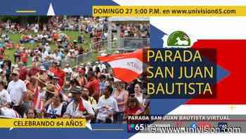 Celebra con Univision 65 y UniMás la Parada San Juan Bautista - Univision