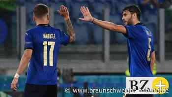 Italien steht nach dominantem Auftritt im Achtelfinale