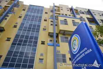 Sem reajuste no contrato, Hospital Infantil de Joinville tem déficit; secretaria tentará acordo - NSC Total
