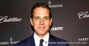 Hunter Biden Apparently Survives Cancellation from Art Gallery After N-Word Controversy