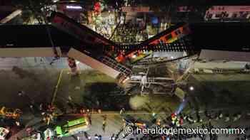 Víctimas del derrumbe en el Metro Olivos están atendidas y conocerán la verdad, asegura Claudia Sheinbaum - Heraldo de México