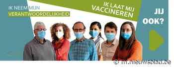 Deze ambassadeurs moeten Wielsbekenaars die twijfelen over vaccin over de streep trekken - Het Nieuwsblad