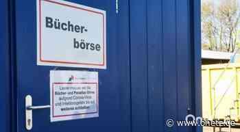 Weiden: Bücher- und Porzellanbörse öffnet nach über einem Jahr wieder - Onetz.de