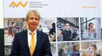 Wahl an der OTH Amberg-Weiden: Professor Dr. Bulitta neuer Präsident - Onetz.de
