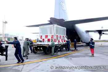 AEROPUERTO DE RIO GRANDE. AVANZAN LAS OBRAS DE LA NUEVA TORRE DE CONTROL Y SE INSTALA UN SISTEMA MOVIL DE OPERACIÓN - aviacionenargentina