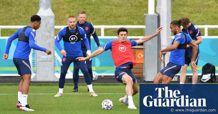 Harry Maguire declares himself fit for England's match against Scotland