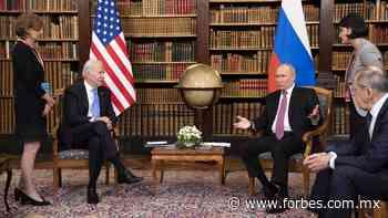 Biden cuestiona a Putin sobre los ciberataques, en la cumbre - Forbes Mexico