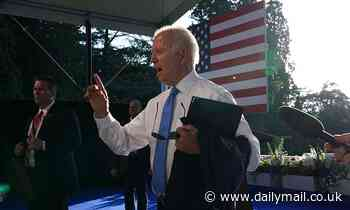 Biden says he and Xi are 'not old friends'