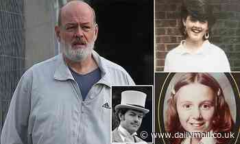 Proof that this monster must NEVER be released: Child murderer Colin Pitchfork gets freedom