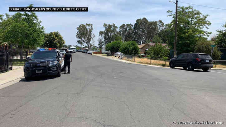 'Booby Trap-Type' Explosives Found In Stockton Home During Eviction; Neighborhood Evacuated