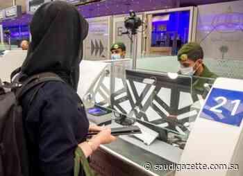 Non-citizens must register coronavirus vaccination status online before arriving in Kingdom - Saudi Gazette