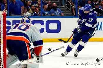 Russian goalies highlight Lightning-Islanders series