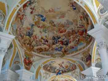 Der Freskenmaler der Abteikirche: Eine Ausstellung in Neresheim würdigt den Künstler Martin Knoller - Heidenheimer Zeitung