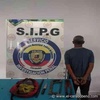 Asaltante de comerciante es capturado en Guacara - El Carabobeño