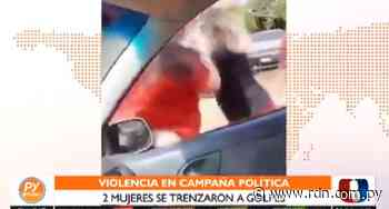 Mujeres se trenzan a golpes durante campaña política en Ybycuí - Resumen de Noticias