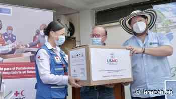 Hospital San Jerónimo de Montería recibió 92 equipos e insumos - LA RAZÓN.CO
