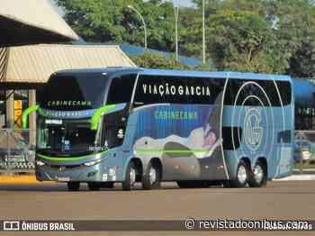Viação Garcia poderá operar o trecho São Paulo x Cataguases via Resende e Volta Redonda - REVISTA DO ÔNIBUS