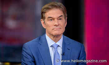 Dr. Oz posts heartbreaking tribute on his parents' anniversary