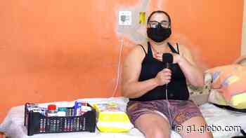 Moradora de Barra Mansa luta por direitos na Justiça após ficar paraplégica em acidente - G1