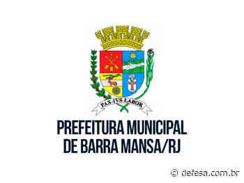 Prefeitura de Barra Mansa realiza pintura de faixas de pedestres e quebra-molas no município - Defesa - Agência de Notícias
