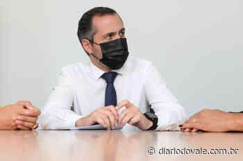 Barra Mansa apresenta sistema de compliance ao governador - Diario do Vale
