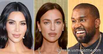 Kim Kardashian Thinks Irina Shayk Is a 'Great Fit' for Kanye West - Us Weekly