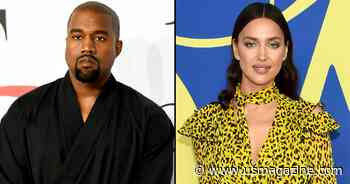 Kanye West and Irina Shayk Are in the 'Honeymoon' Phase: They're 'Having a Lot of Fun' - Us Weekly