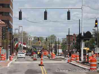 Toledo City Council to vote on Summit Street legislation Tuesday