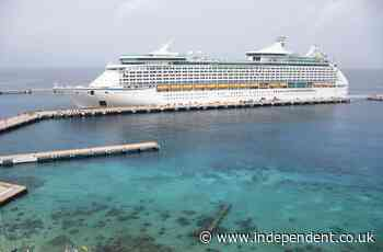 Royal Caribbean delays one of its first post-pandemic cruises after eight crew members test positive for Covid