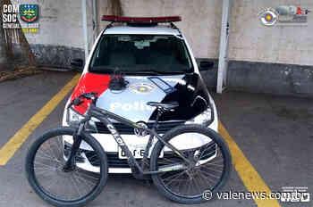 Indivíduo é preso após furtar bicicleta em Pindamonhangaba - Vale News