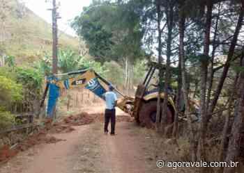 Estradas rurais de Pindamonhangaba recebem melhorias em diversas regiões do município - AgoraVale