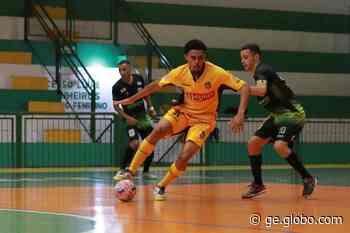 Pindamonhangaba marca restando cinco segundos de jogo e empata com o Sorocaba - globoesporte.com