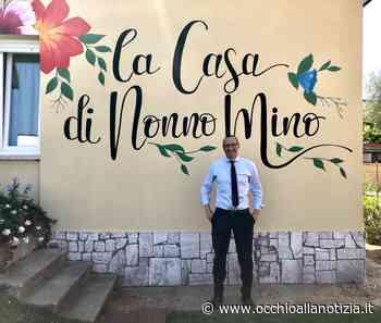 """""""Casa di Nonno Mino"""", nuova sede a Montegranaro: il centro sarà dedicato a malati di Alzheimer, con fragilità ea rischio di esclusione sociale - Occhio alla Notizia"""