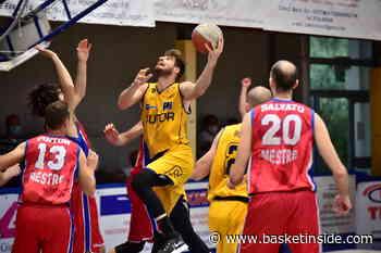 POUT B SF G3 - Mestre passa a Montegranaro e conquista la salvezza - Basketinside