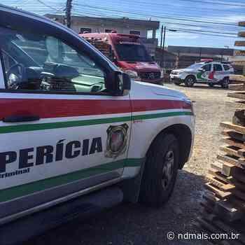 Corpo de homem é encontrado boiando no Rio Itajaí-Açu, em Navegantes - ND Mais